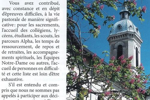 Article du journal En Équipe